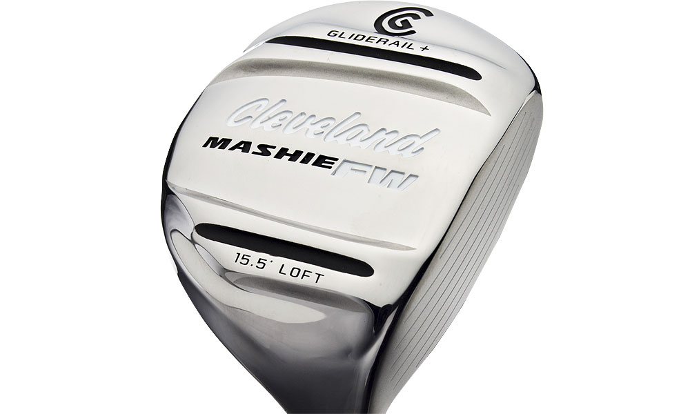 Cleveland Mashie, $199                       Read the complete review