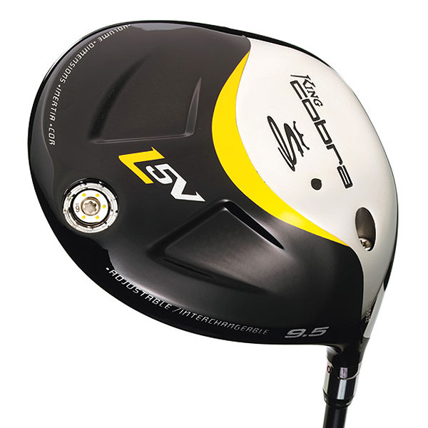 "$399, graphite                       cobragolf.com                                              It's for: All skill levels                                              Tom Morris, Principal Design Lead                       Engineer:                       ""We take our signature                       large face and combine it with a light                       carbon crown and sole insert to move                       the center of gravity (CG) so low that                       70 percent of the face is above the CG. This is                       significantly more than most drivers and ensures                       high ball speeds to optimize launch conditions                       over a large face area. We always design drivers                       to maximize distance and accuracy. With L5V,                       we've added versatility. It's so simple to adjust                       ball flight, which makes L5V even easier to hit.""                                              How it works: Single-material (say, titanium)                       drivers have limitations in terms of the weight                       that can be moved around the head. This one,                       however, combines titanium (body and face                       insert), carbon composite (crown and sole),                       aluminum (hosel), stainless steel (swingweight                       screw) and tungsten (screw).                       L5V has two adjustable face settings.                       Use a torque wrench to lock the                       head into the ""0"" position, which                       indicates a square face. The                       ""1"" setting is 1° closed,                       which translates to five extra                       yards of draw-bias. You can                       also switch shafts (there                       are three stock and 25                       custom-order models).                                              Buy and Compare This Driver"