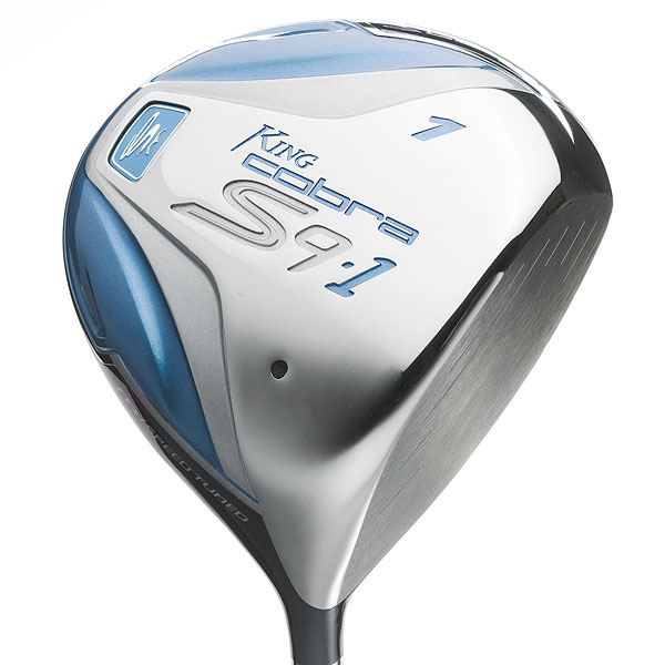 "S9-1 F or S9-1 M: $299, graphite                       cobragolf.com                        Josh Breier, Principal Design Lead Engineer:  ""The new head shape and internal geometry provide 'hotter 9-point' performance. Each S9-1 model has a distinct center of gravity location to provide optimum ball flight conditions for different player types and ball speeds.""                        How it works: Cobra adjusts its ""9-point"" face geometry to promote faster ball speeds. The longer, lighter driver has an appealing feel and sound (rather than hollow clang) due to internal frequency tuning. This striking package boasts a navy blue clubhead with metallic blue accents."