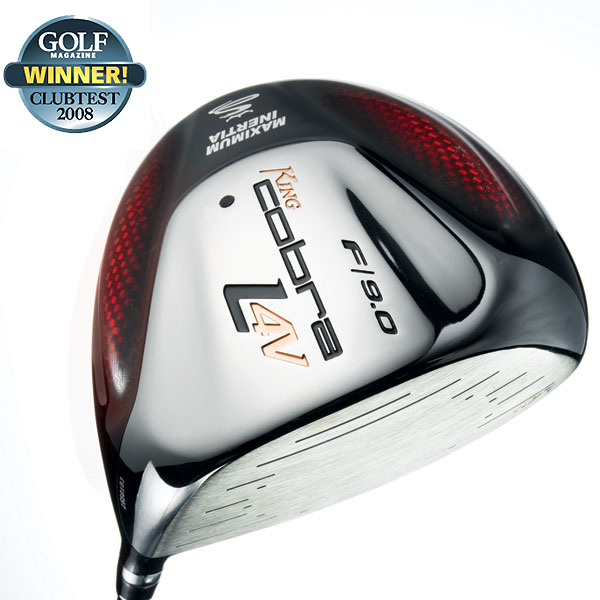 Winner: Driver — Max Game-Improvement                           Cobra L4V                           $ 399, graphite; cobragolf.com                                                      You can step up and swing away with total confidence. Its large, forgiving face is there for you and the powerful impact feel lets you know good things are set to happen. The high ball flight is a pleasure to behold, particularly since shots don't tail off or rob distance. Lightweight composite along the sole and a tungsten back weight contribute to its high MOI.                                                       • ClubTest Home Page                           • ClubTest Index Page                           • Drivers: Game-Improvement                           • Drivers: Tour                           • Fairway Woods