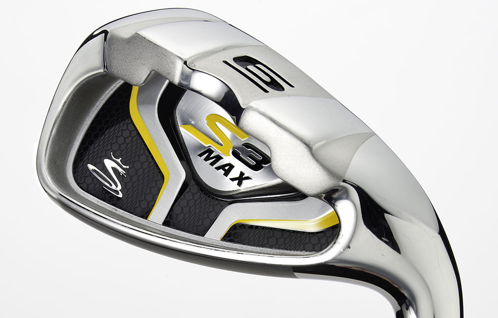 Cobra S3 Max Iron-Hybrid                       $499, steel; $599, graphite
