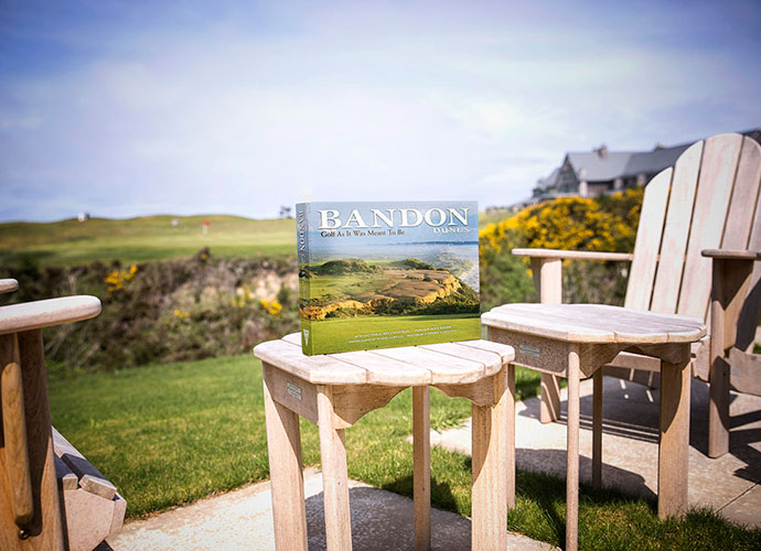 Bandon Dunes Coffee Table Book ($100; www.bandondunesgolfshop.com): Featuring images of all 85 golf holes on Bandon Dunes Golf Resort's property from award-winning local photographer, Wood Sabold, this book captures the stunning beauty that is Bandon Dunes Golf Resort.                       Check out our Golf Gear guide for more Father's Day gift ideas.
