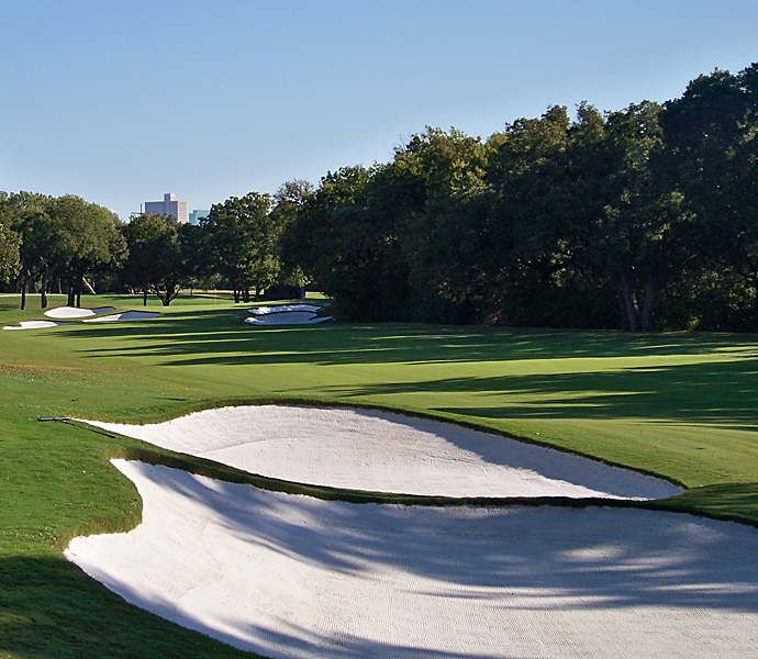 No. 5                           635 yards -- 11th, Colonial Country Club                           Home of the Crowne Plaza Invitational