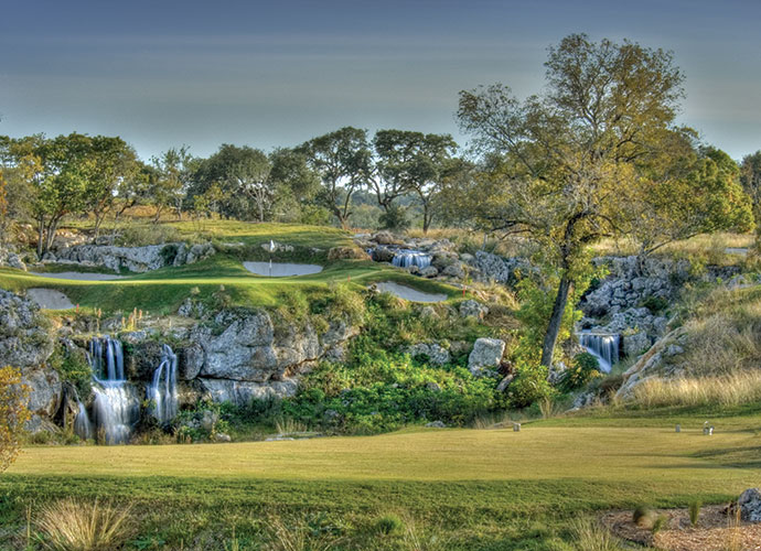 4. Jack Nicklaus: The most successful player-turned-architect altered the Texas landscape seven times over the past 35 years, most recently in 2012 with his Summit Rock course at Horseshoe Bay. Highest ranked is Cordillera Ranch in Boerne, in the heart of Hill Country, pictured here.