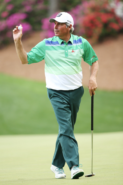 WORST: FRED COUPLES                           Couples has been a trendsetter for the majority of his career, but even the King of Cool is entitled to a mistake every once in a while, and these dull green pants certainly qualify.