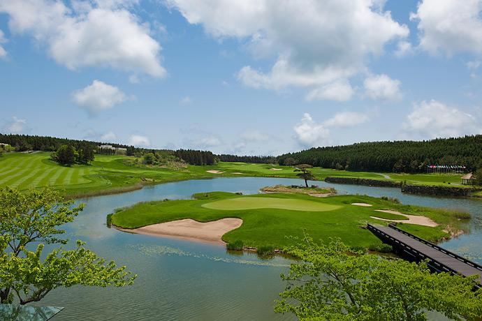 45. Nine Bridges                       Jeju Island, South Korea                       More Top 100 Courses in the World: 100-76 75-5150-2625-1