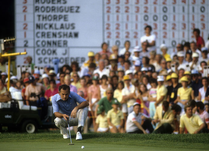 David Graham                         Graham became the first Australian to win the U.S. Open in 1981 when he shot a final-round 67, good for a three-shot victory over George Burns and Bill Rogers at Merion.