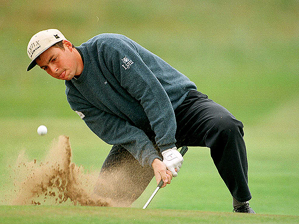 David Howell, England                           Royal Troon, 1997