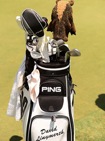 David Lingmerth has Ping i25 irons in his bag.