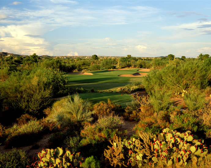 87. Desert Forest                       Carefree, Ariz.More Top 100 Courses in the U.S.: 100-76 75-5150-2625-1