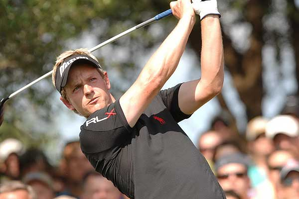 Luke Donald, England                       FedEx Cup Standing: 28                       Current point total: 94,408