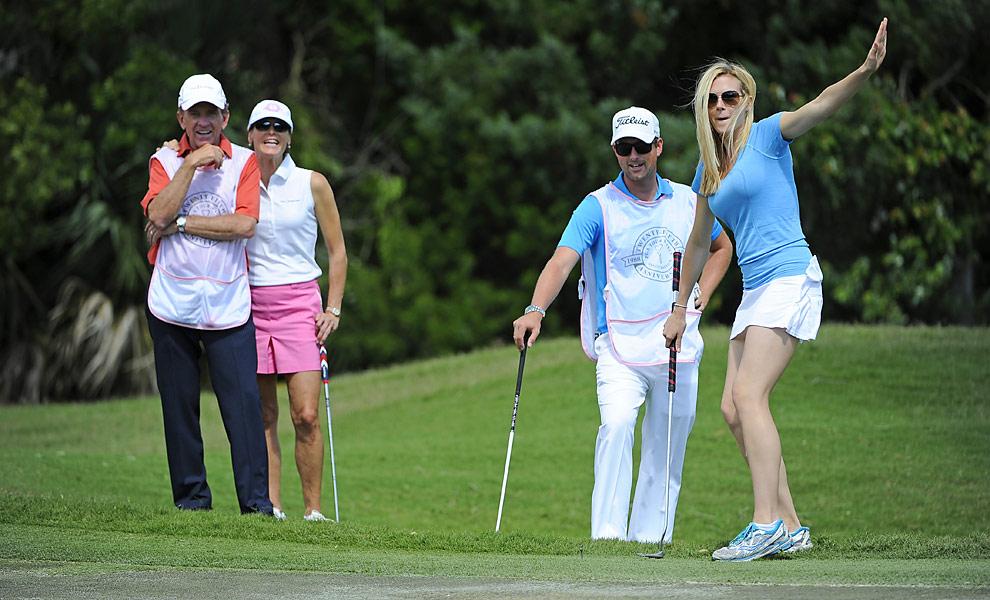 Dowd Simpson, golf