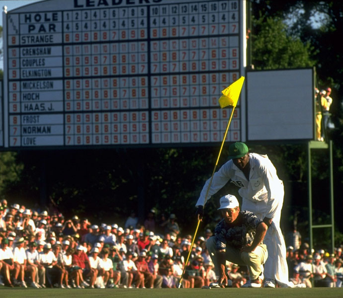 """No. 3: Ben Crenshaw                             Playing Career: 1973-                             The Wilson 8802 blade-style putter has been around for the better part of 60 years, but it's still the one even young golfers crave because """"it's the one Ben used."""" No, not Ben Crane, but rather Ben Crenshaw, who with a few more major victories could have very well topped this list."""