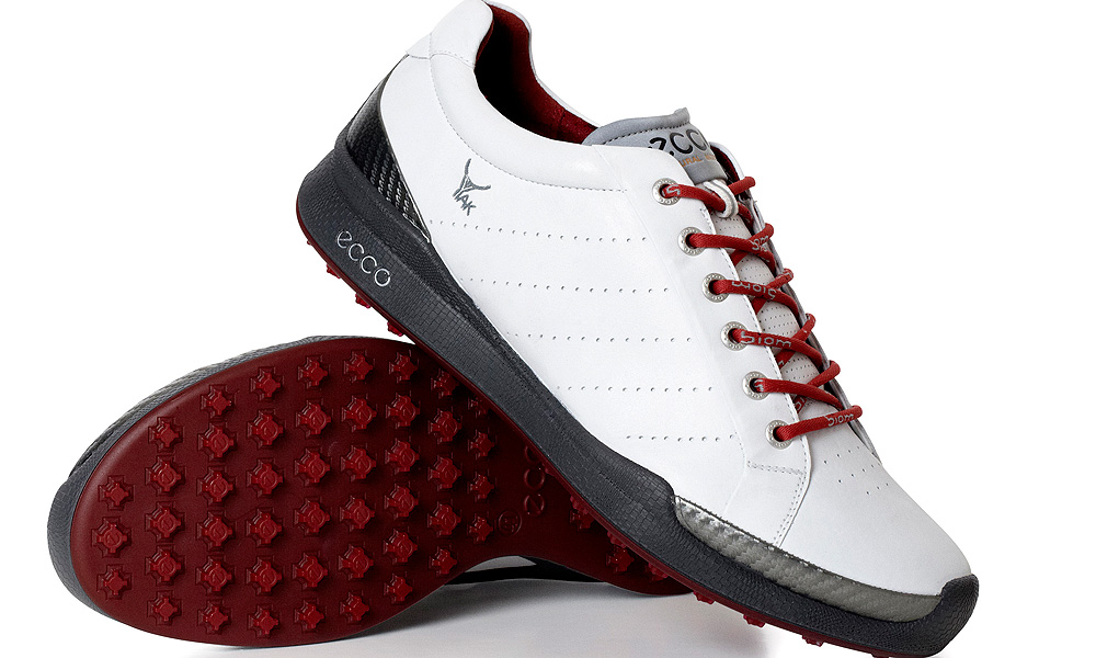 "ECCO BIOM Hybrid ($190, eccousa.com | Buy at Shop.Golf.com)                           ECCO ignited the spikeless shoe revolution. Their newest version offering combines ""natural motion"" technology, which provides incorporates a roomier toe box, with spikeless soles. Fred Couples wears them on Tour."