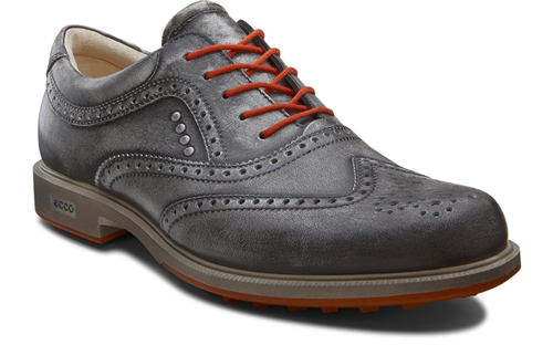 Ecco Tour Hybrid Wingtip ($190; Buy Now): Perfect for a morning in the office and an afternoon on the course, the Tour Hybrid Wingtip has a leather upper and over 100 traction bars on the sole for stability.