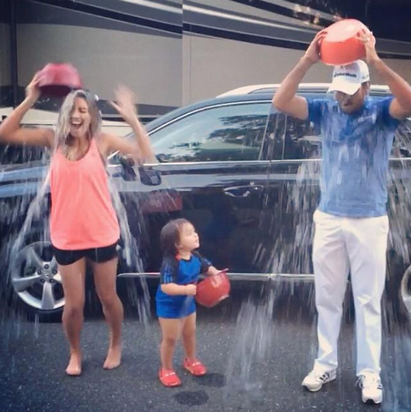 @ellielaneday So this happened.... #ALSIceBucketChallenge @JDayGolf video to come... for our sweet friend Beth! pic.twitter.com/g62zOnnAc9