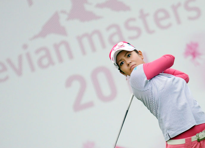 Was making the Evian the fifth major a good idea?                             LPGA player responses:                             YES: 70 percent                              NO: 30 percent