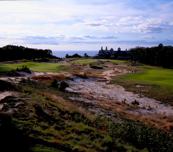 32. Friar's Head                       Baitling Hollow, N.Y.                       More Top 100 Courses in the World: 100-76 75-5150-2625-1