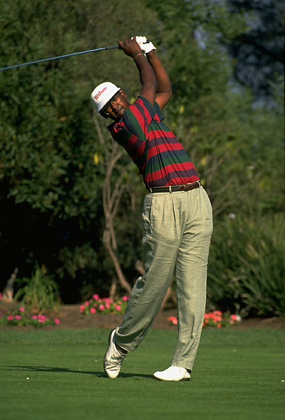 The summer of 1993 saw a new golfer enter the championship setting. That golfer was Vijay Singh. Singh would win his first of 34 PGA Tour victories at the '93 Buick Classic, beating Mark Wiebe in a playoff.