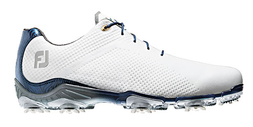 "FootJoy D.N.A., $220/$240 Boa Model; footjoy.com                           Worn on the PGA Tour by Adam Scott, the D.N.A. offers lightweight support and a comfortable, secure fit via FootJoy's ""Xtra-Thick FTF FitBed"" and ""NitroThinTPU"" outsole."