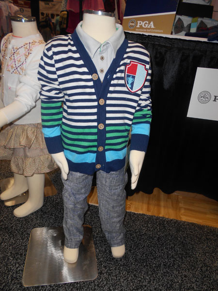 Fore!! Axel & Hudson makes premium children's clothes. Visit their website for more information.