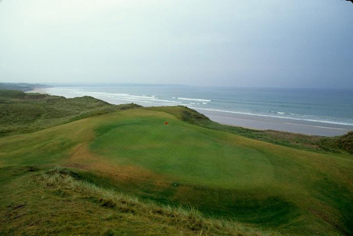 "Ballybunion (No. 17 on Top 100 Courses in the World): ""Truly enjoyable with all the quirks that links golf provides.""More Top 100 Courses in the World: 100-76 75-5150-2625-1"