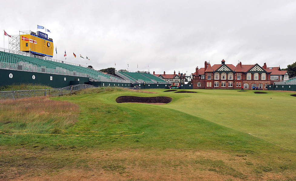Royal Lytham and St. Annes will host the British Open this week.