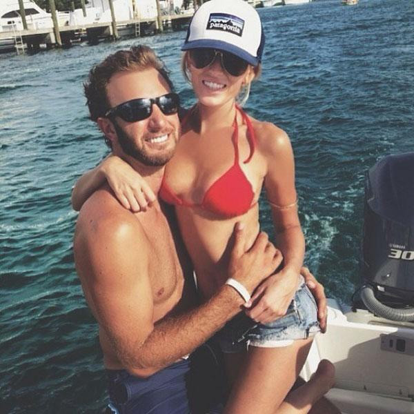 Paulina Gretzky                             The Great One's daughter has been linked to Dustin Johnson since early 2013, and the pair have become a Twitter sensation.