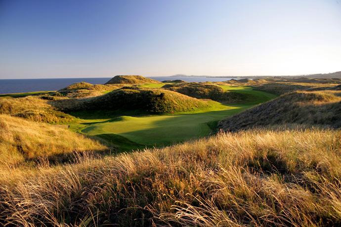 "European Club (No. 86 on Top 100 Courses in the World: ""A great new edition to links golf, which provided the ideal preparation in advance of my Open Championship wins of 2007 and 2008.""More Top 100 Courses in the World: 100-76 75-5150-2625-1"