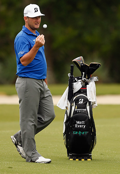 Matt Every opened with a four-under 68.