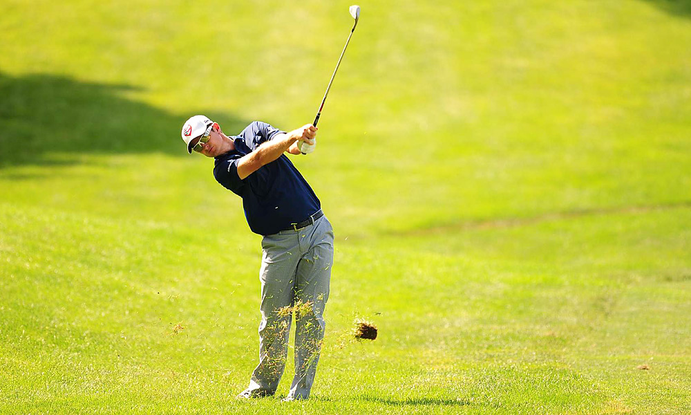 Green In Regulation: Justin Rose, 70.34%