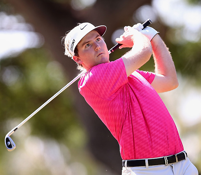 Henley was making his first career start at a full-time member of the PGA Tour.