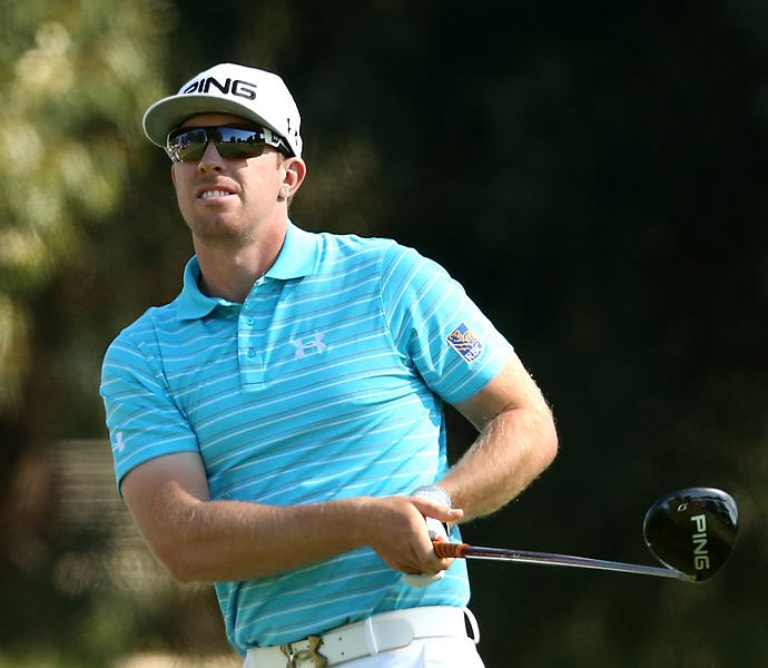 Hunter Mahan shot a 69 to finish T8.