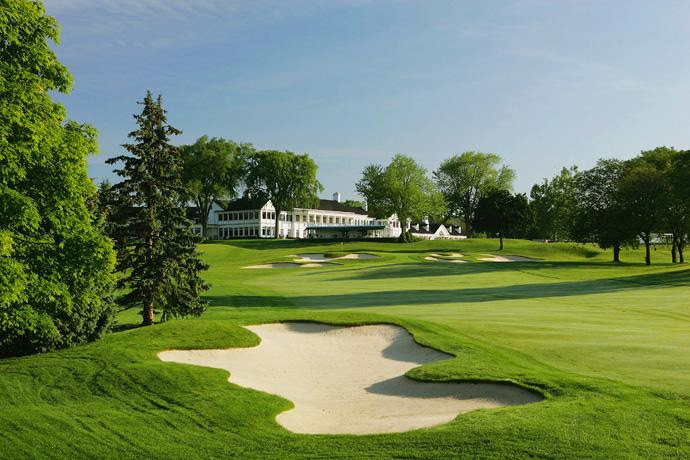 "Oakland Hills (No. 35 on Top 100 Courses in the World: ""A personal favorite of mine due my success in the 2004 Ryder Cup and the 2008 PGA Championship, but again a tough challenge that's roundly respected.""More Top 100 Courses in the World: 100-76 75-5150-2625-1"