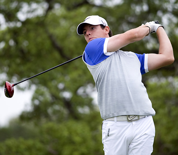 Rory McIlroy didn't win the Valero Texas Open, but he did turn in his best finish of the year. He shot a final-round 66 to finish alone in second place.