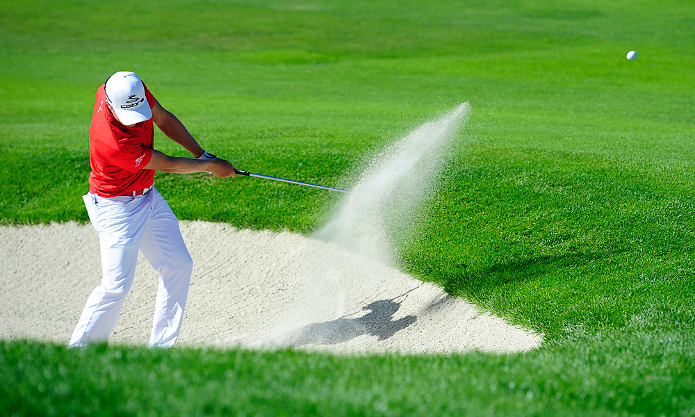 Sand Save Percentage: Jonas Blixt, 65.44%