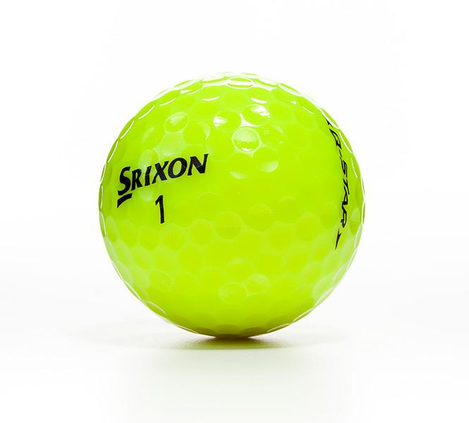 Srixon Q-Star Tour Yellow golf ball ($24.99/dozen, Buy it Now)