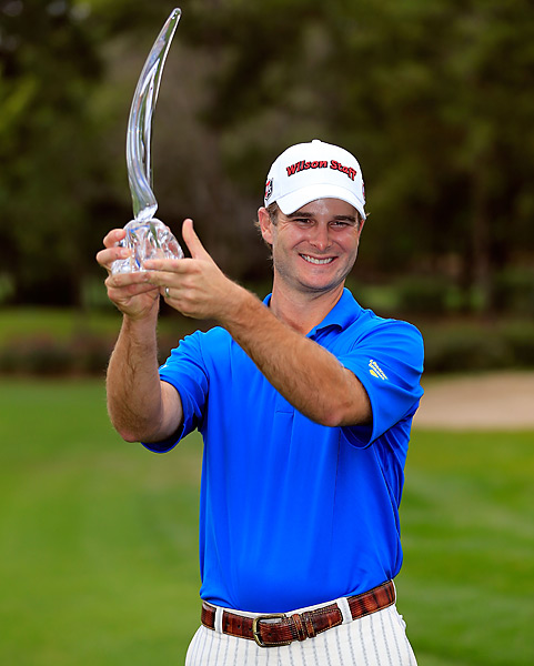 Kevin Streelman won the Tampa Bay Championship on Sunday in his 153rd start on the PGA Tour.