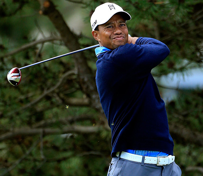 Woods is seeking his sixth title of the season this week.