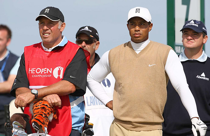 "Tiger Woods and Steve Williams                                                          One marriage down and another on the rocks, Tiger announced in July 2011 that he was parting ways with his Kiwi caddie, his on-course sidekick of 12 years. Not one to go quietly, Williams fired back, saying that he'd lost a ""tremendous amount of respect"" for his former boss, first for his widely publicized infidelities, and then for his decision to conduct the dismissal over the phone (Woods said he gave Williams the word in person). Williams, who went on to work for Adam Scott, also went on to lose the respect of millions when he described a win on Scott's bag as the culmination of his plans to ""shove it up (Tiger's) black arse."""
