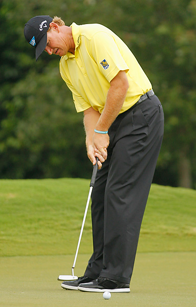 Els has not won a Tour event since the 2010 Arnold Palmer Invitational.