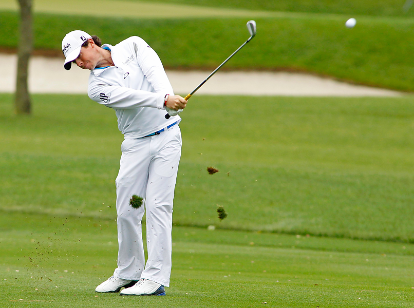 McIlroy shot a one-under 69 to win by two shots and claim the No. 1 ranking for the first time in his career.
