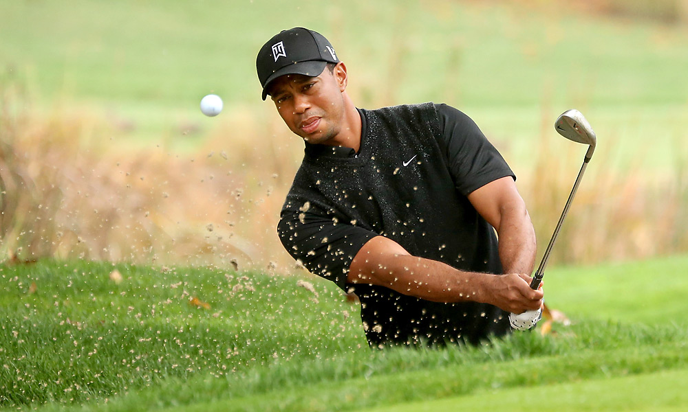 Woods finished his season at his own event, the World Challenge Presented by Northwestern Mutual, where he tied for fourth and Graeme McDowell won.