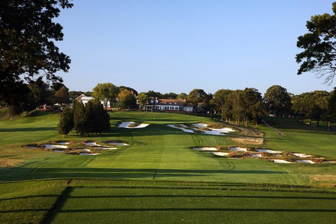 Bethpage Black (No. 23 U.S.) $65-$150                                                          New York residents pay bottom-of-the-barrel prices to play this two-time U.S. Open venue. They also pay a New York cost of living. Insider tip: make your home somewhere less expensive, and apply the savings toward the top-ranked muni in the land.More Top 100 Courses in the U.S.: 100-76 75-5150-2625-1                                                          More Top 100 Courses in the World: 100-76 75-5150-2625-1