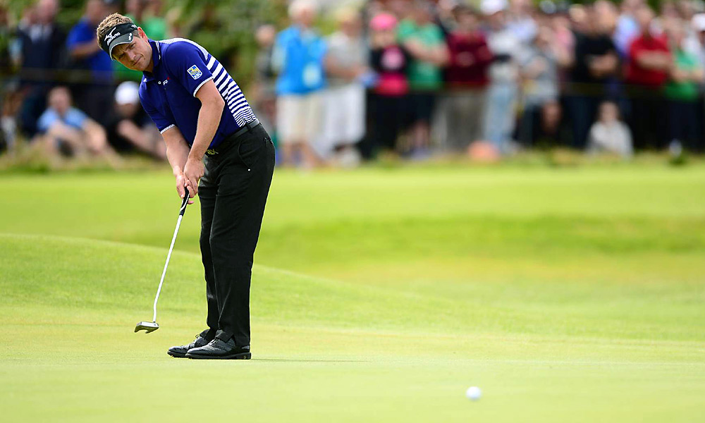 Total Putting: Luke Donald