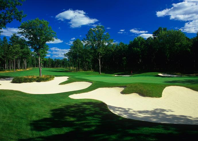 Forest Dunes (No. 72 U.S.) $59-$149                                                          Once largely overlooked, this Tom Weiskopf layout has been gaining recognition; it makes its debut this year on Golf Magazine's Top 100 Courses list. Good thing is, it's still unknown enough that prices to remain in sleeper range. Shhh!More Top 100 Courses in the U.S.: 100-76 75-5150-2625-1                                                          More Top 100 Courses in the World: 100-76 75-5150-2625-1