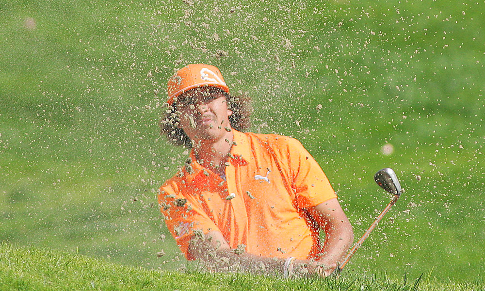 Rickie Fowler struggled to a final-round 79 and finished tied for 62nd.