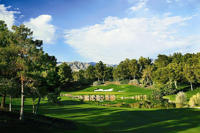 Shadow Creek (No. 56 U.S.) $500                                                          Right. We know. $500 is a fortune for 18. But here's the thing: it's five hours NOT spent in a casino. All things considered, you're probably getting off cheap.More Top 100 Courses in the U.S.: 100-76 75-5150-2625-1                                                          More Top 100 Courses in the World: 100-76 75-5150-2625-1