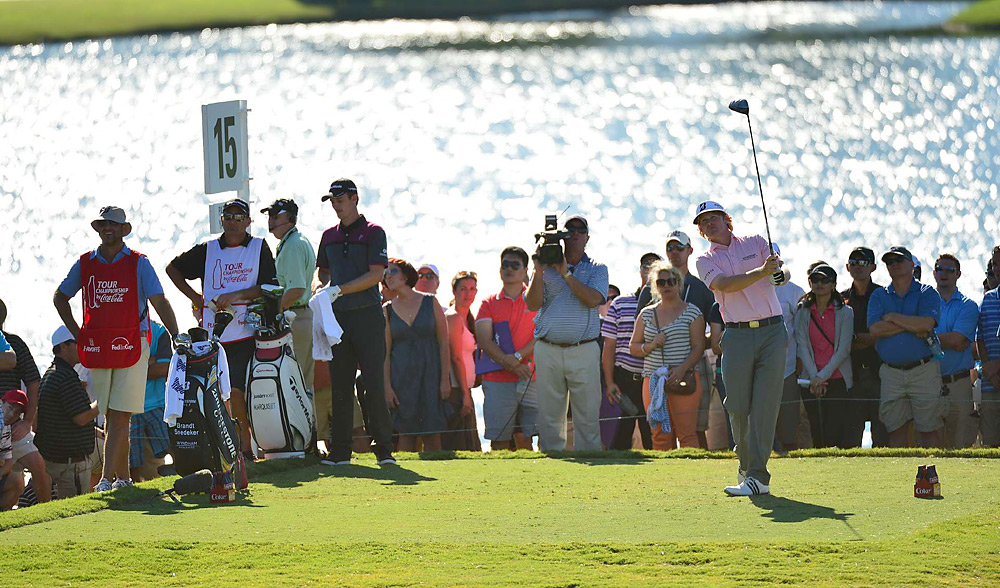 Snedeker double-bogeyed the sixth hole, but didn't make another bogey until the 18th, when the outcome was decided.
