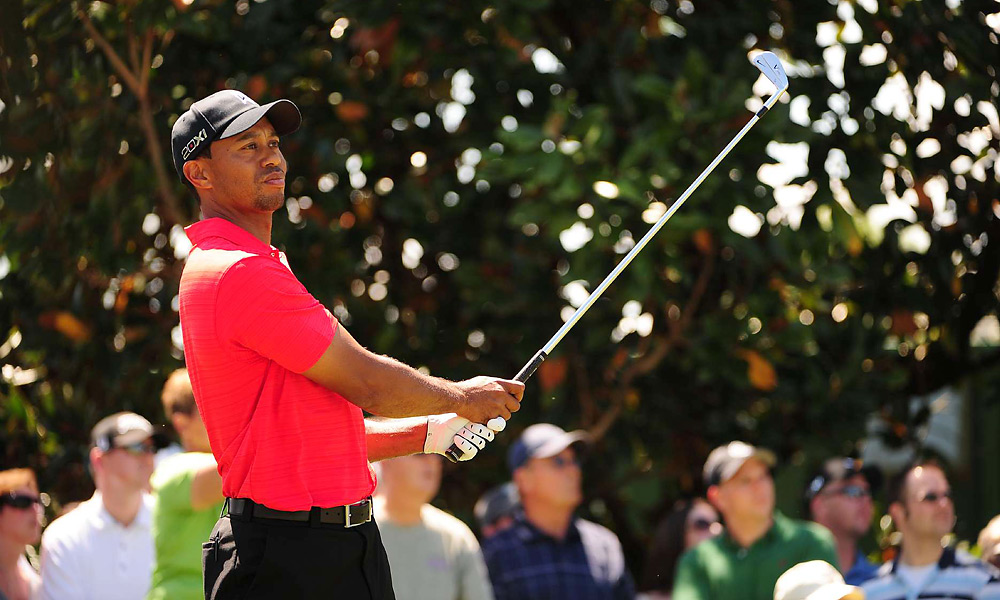 It was the 72nd PGA Tour victory of Woods's career.
